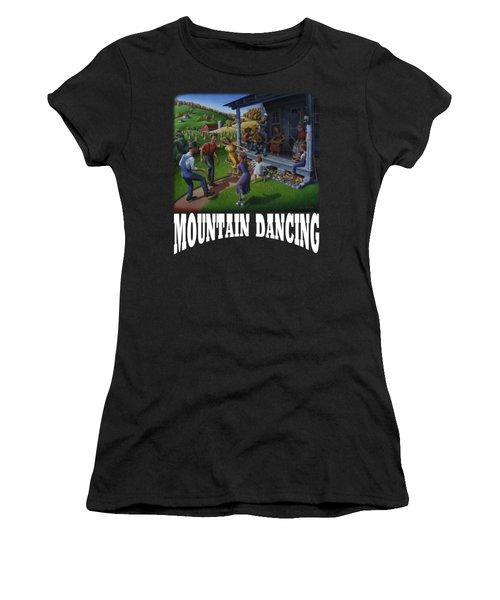 Mountain Dancing T Shirt 2 Women's T-Shirt