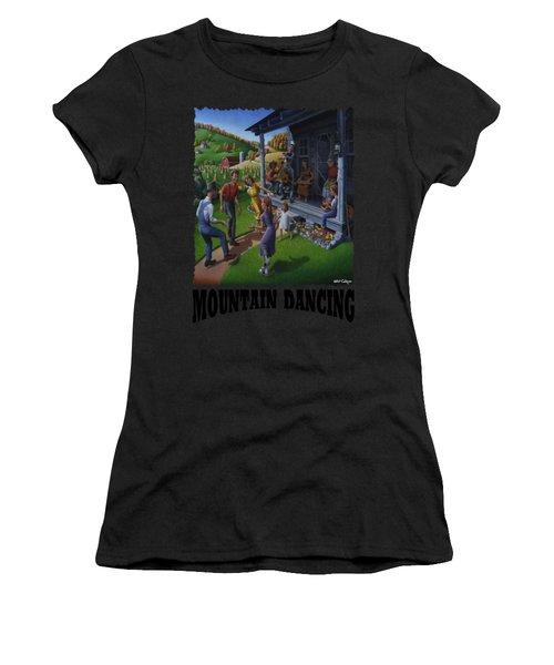Mountain Dancing - Flatfoot Dancing Women's T-Shirt