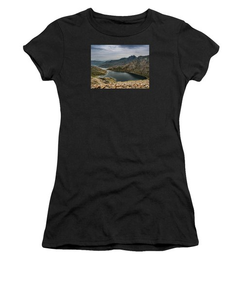 Mountain Hike Women's T-Shirt (Athletic Fit)