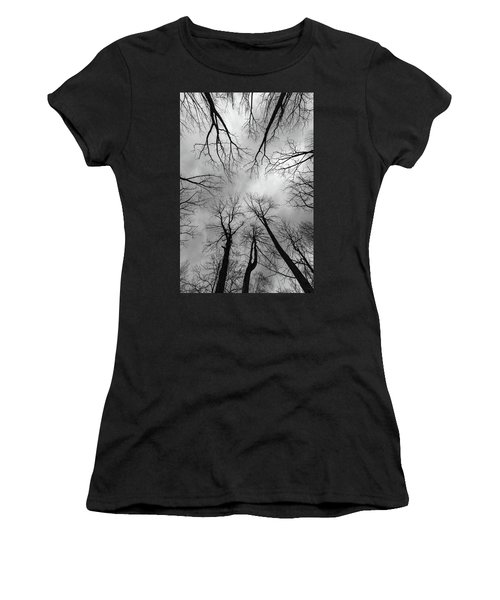 Mountain Lakes Nature Preserve Women's T-Shirt (Athletic Fit)
