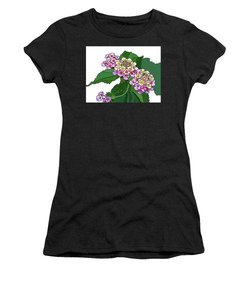 Mountain Laurel Women's T-Shirt (Athletic Fit)