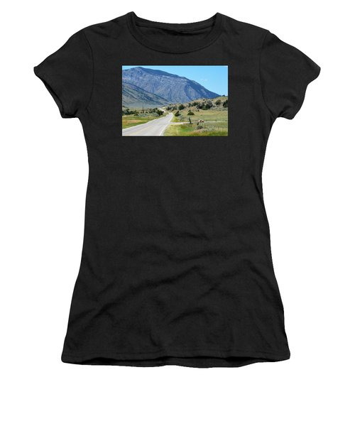 Mountain  Women's T-Shirt