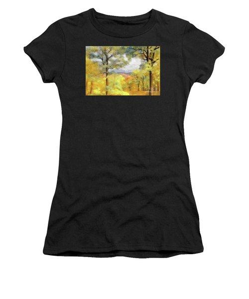 Mountain Morning Women's T-Shirt