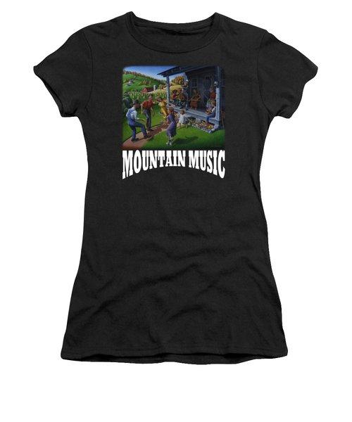 Mountain Music T Shirt 2 Women's T-Shirt