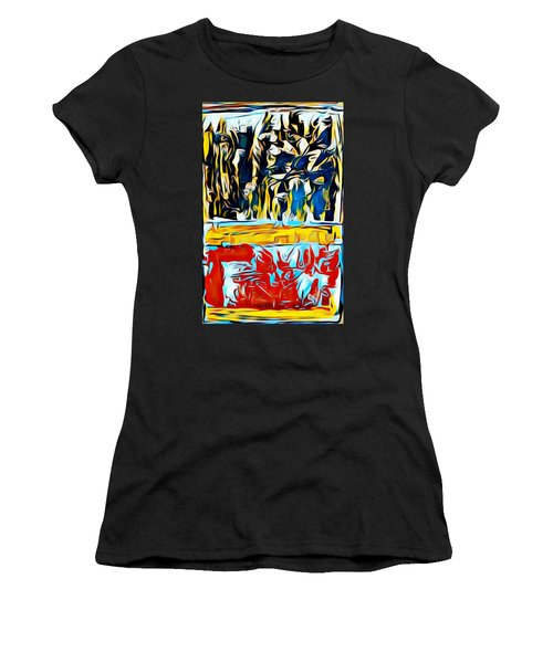 Mountain Of Many Faces Women's T-Shirt