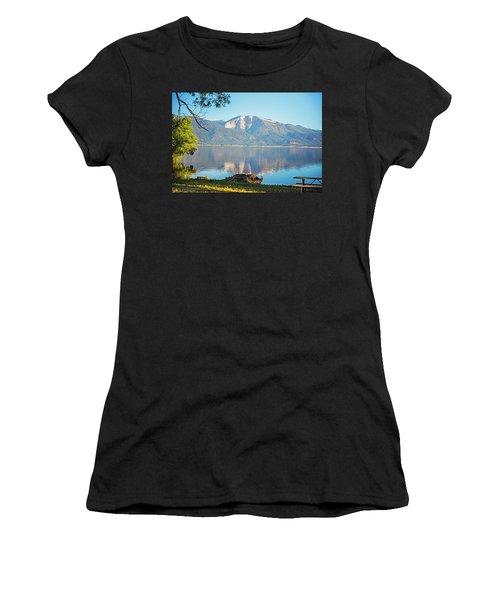 Mountain Reflections Women's T-Shirt