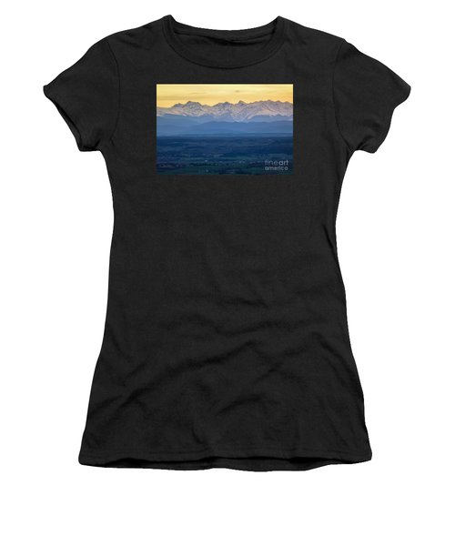 Mountain Scenery 15 Women's T-Shirt