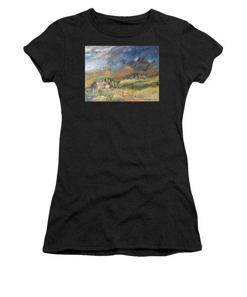 Mountain Storm Women's T-Shirt