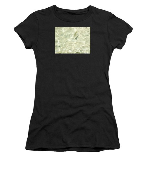 Women's T-Shirt featuring the photograph Mountain Stream Trout by Ruth Kamenev