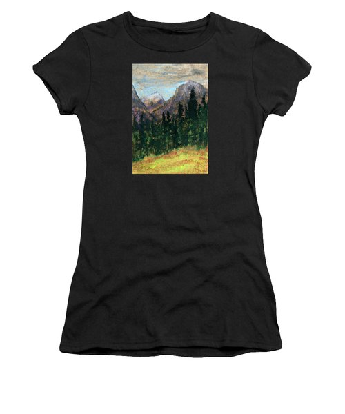 Mountain Vista Women's T-Shirt (Athletic Fit)
