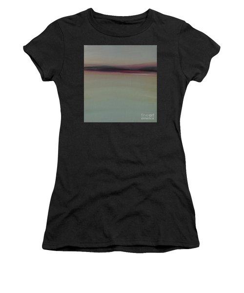 Mountains At Dawn Women's T-Shirt