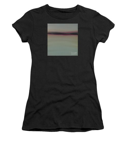 Mountains At Dawn Women's T-Shirt