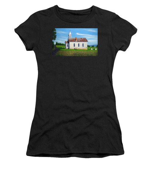 Mountain View Church Women's T-Shirt