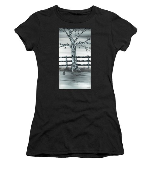 Mouse House Women's T-Shirt (Athletic Fit)