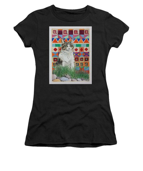 Mozart In The Grass Women's T-Shirt (Athletic Fit)