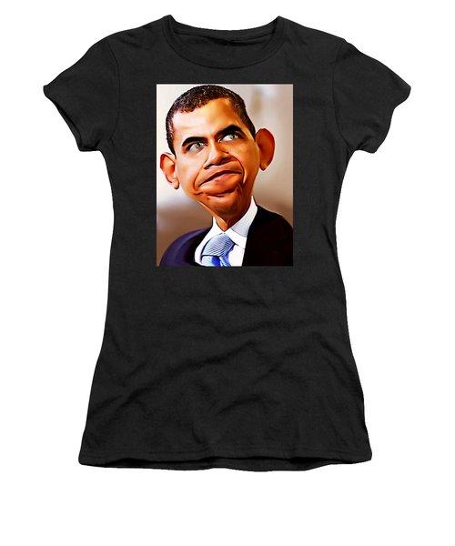 Mr. President Women's T-Shirt