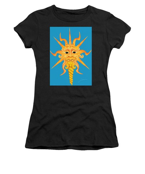 Mr. Sunface Women's T-Shirt