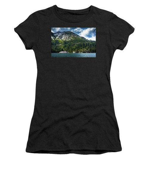 M.s. Dixie II, Lake Tahoe, Ca Women's T-Shirt