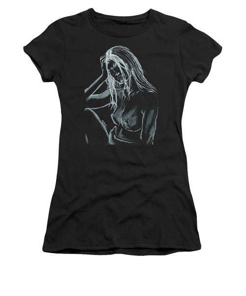 Ms Natural Charcoal - Day Dream Women's T-Shirt
