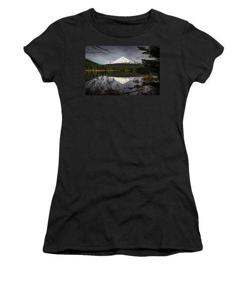 Mt Hood Reflection Women's T-Shirt