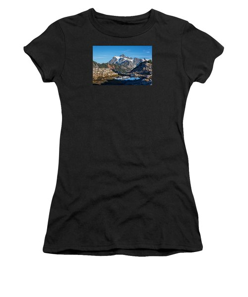 Mt. Shuksan Women's T-Shirt