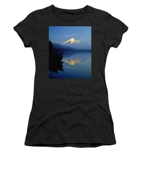 1m4907-v-mt. St. Helens Reflect V  Women's T-Shirt