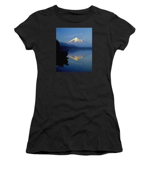 1m4907-v-mt. St. Helens Reflect V  Women's T-Shirt