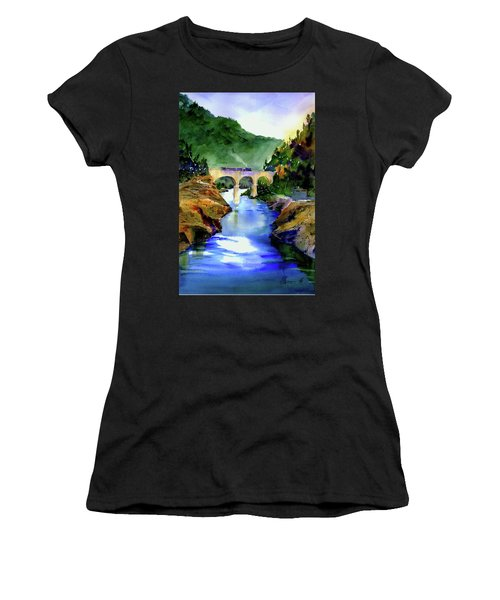 Mtn Quarries Rr Bridge Women's T-Shirt