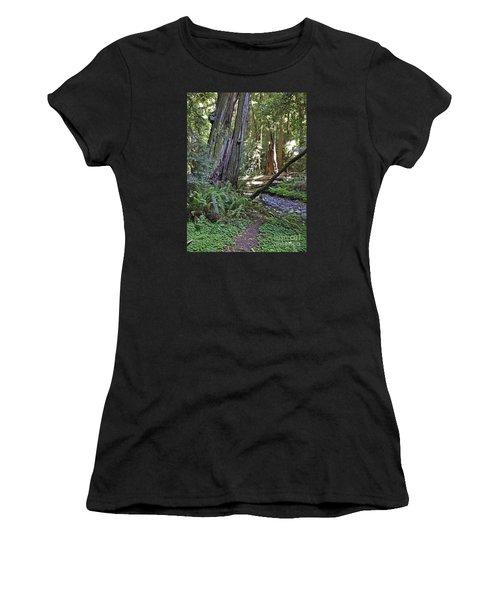 Muir Woods Beauty Women's T-Shirt