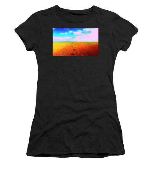 Mulberry Land Women's T-Shirt (Athletic Fit)