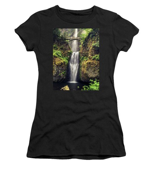 Multnomah Falls Lower Women's T-Shirt