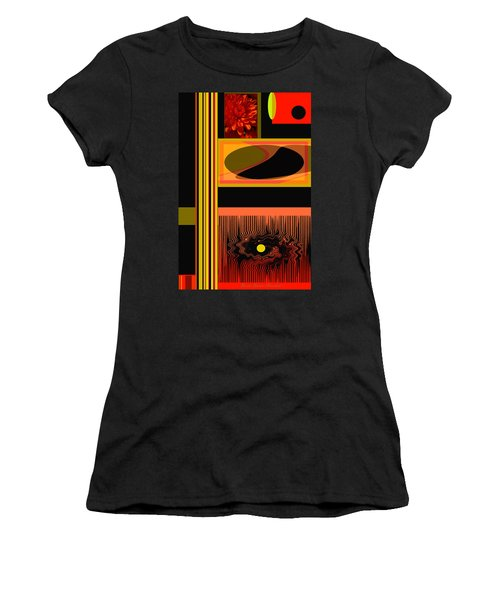 Mum Abstract 1 Women's T-Shirt (Athletic Fit)
