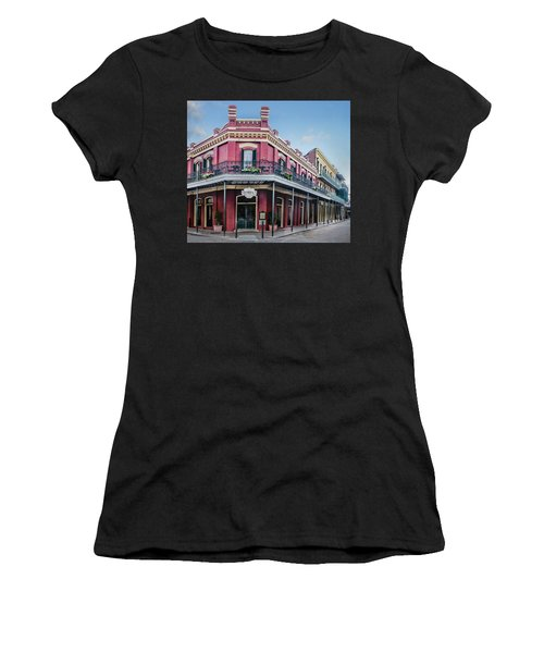 Women's T-Shirt featuring the photograph Muriel's by James Woody
