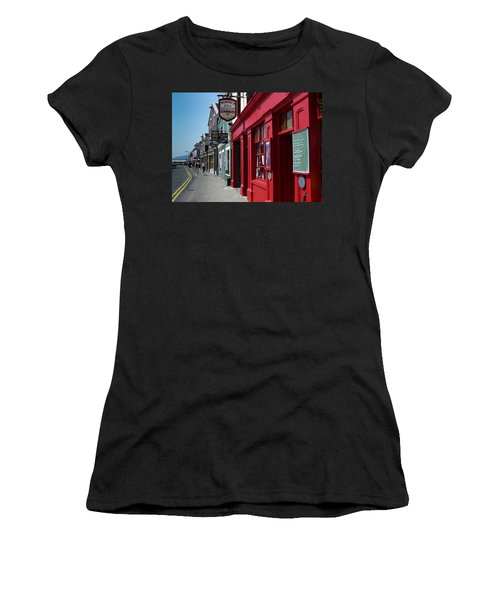 Murphys Bed And Breakfast Dingle Ireland Women's T-Shirt (Athletic Fit)