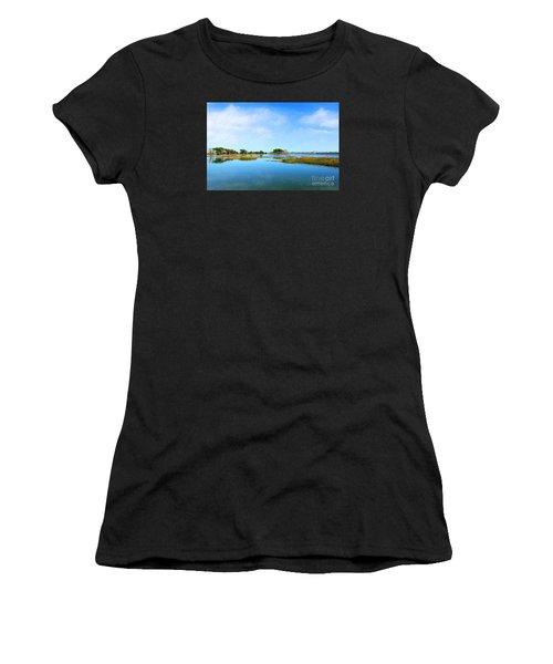 Murrells Inlet Women's T-Shirt (Athletic Fit)
