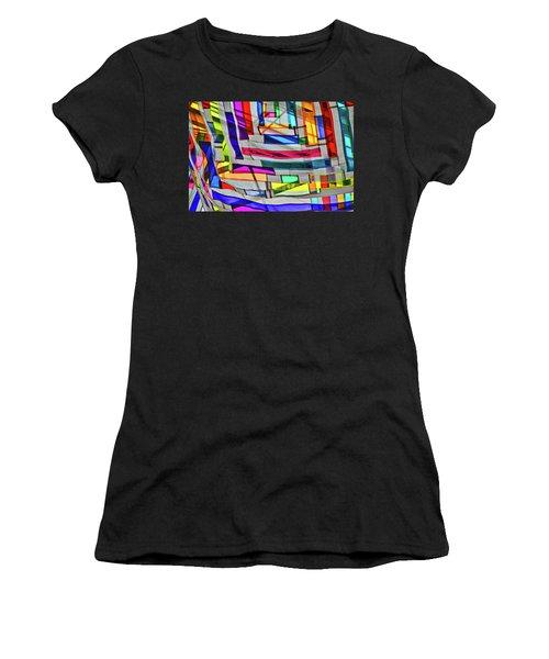 Museum Atrium Art Abstract Women's T-Shirt