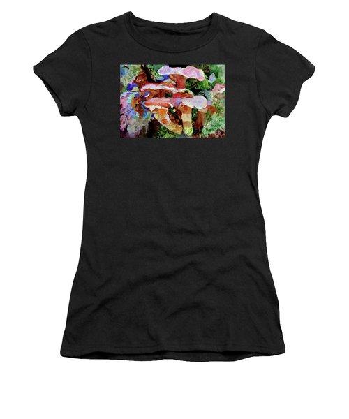 Mushroom Garden Women's T-Shirt