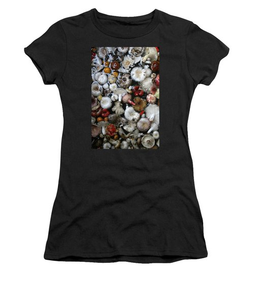 Mushrooms In Thailand Women's T-Shirt
