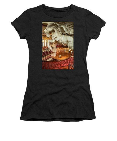 Palau De La Musica Catalana, Barcelona Women's T-Shirt