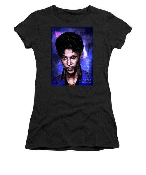 Music Legend  Prince Women's T-Shirt