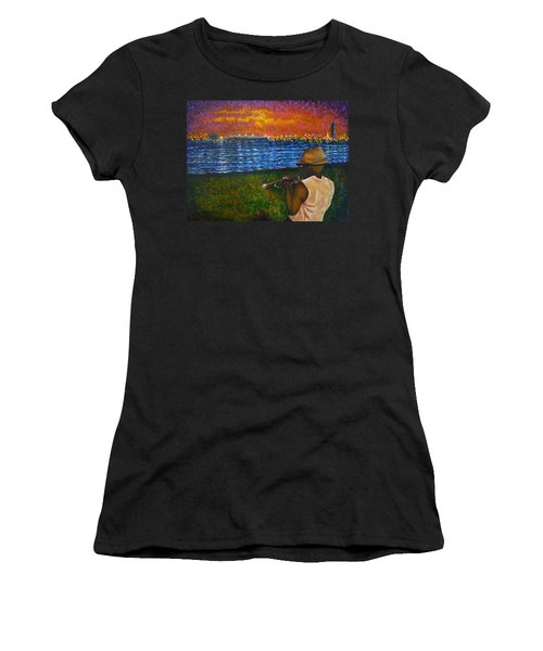 Music Man In The Lbc Women's T-Shirt