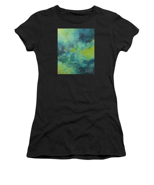 Musing 117 Women's T-Shirt (Athletic Fit)