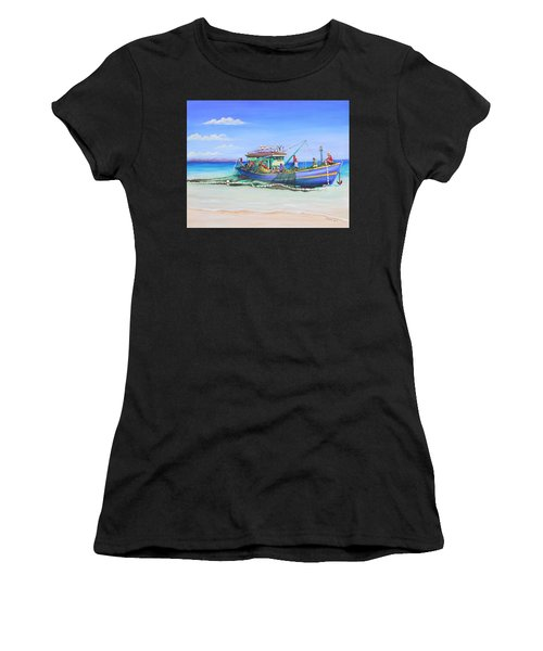 Mv Alice Mary Women's T-Shirt (Athletic Fit)