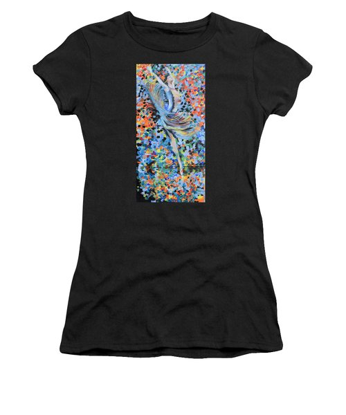 My Ballerina Women's T-Shirt (Athletic Fit)