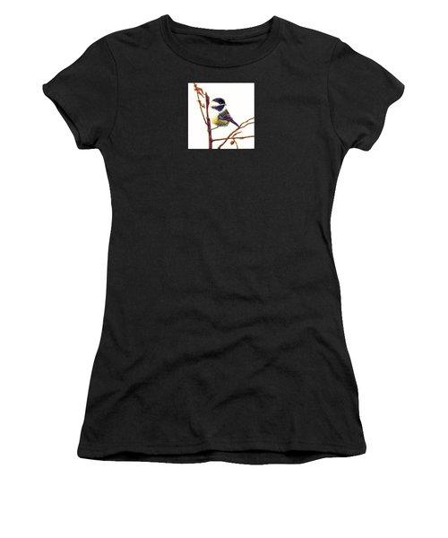 My Little Chickadee Women's T-Shirt