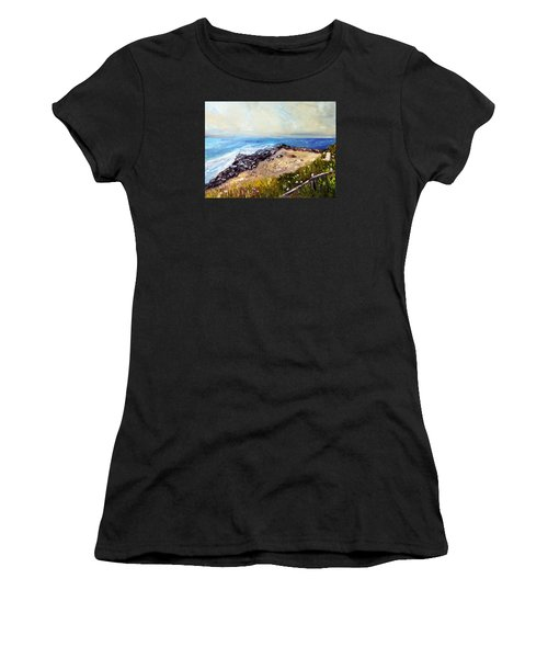 My Little Patch Of Beach Women's T-Shirt