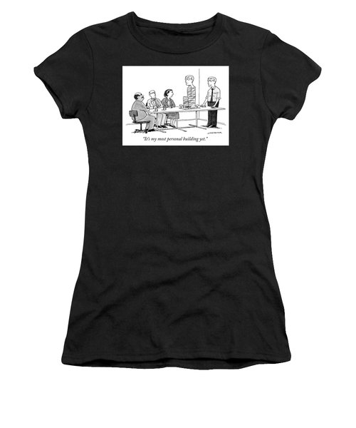 My Most Personal Building Women's T-Shirt