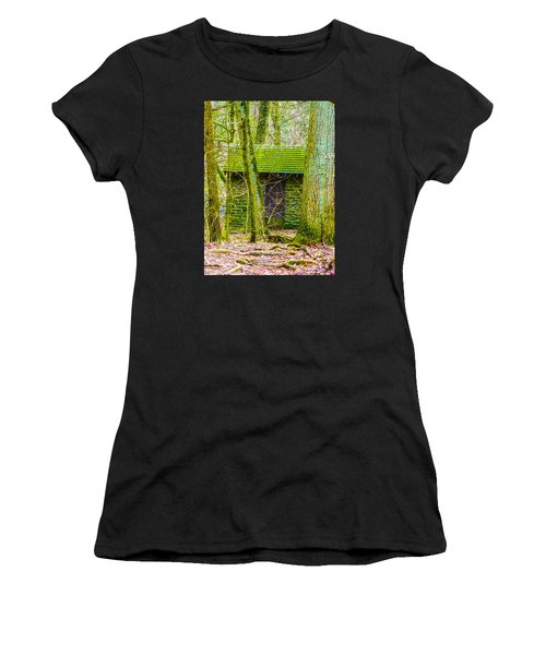 My Place I Call Home Women's T-Shirt (Athletic Fit)