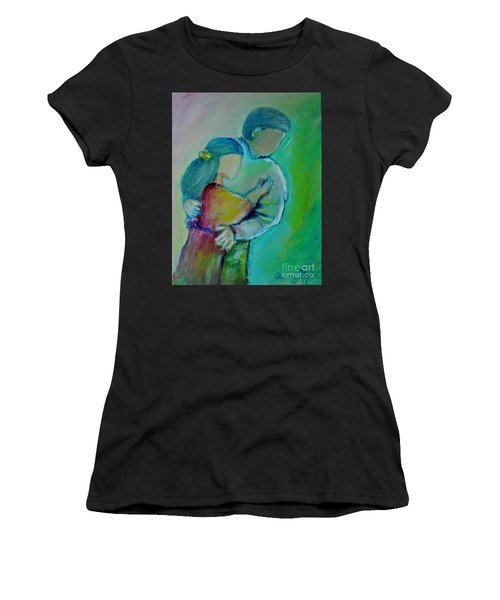 My Protector Women's T-Shirt (Athletic Fit)