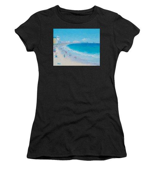 Myrtle Beach And Springmaid Pier Women's T-Shirt